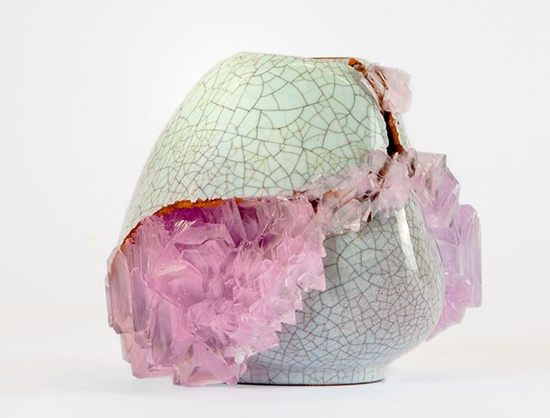 Lukas Wegwerth CRYSTALLIZATION